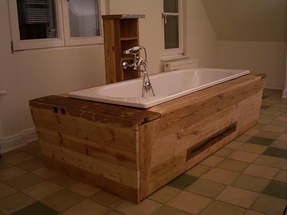 badewannenumrandung holz abdeckung ablauf dusche. Black Bedroom Furniture Sets. Home Design Ideas
